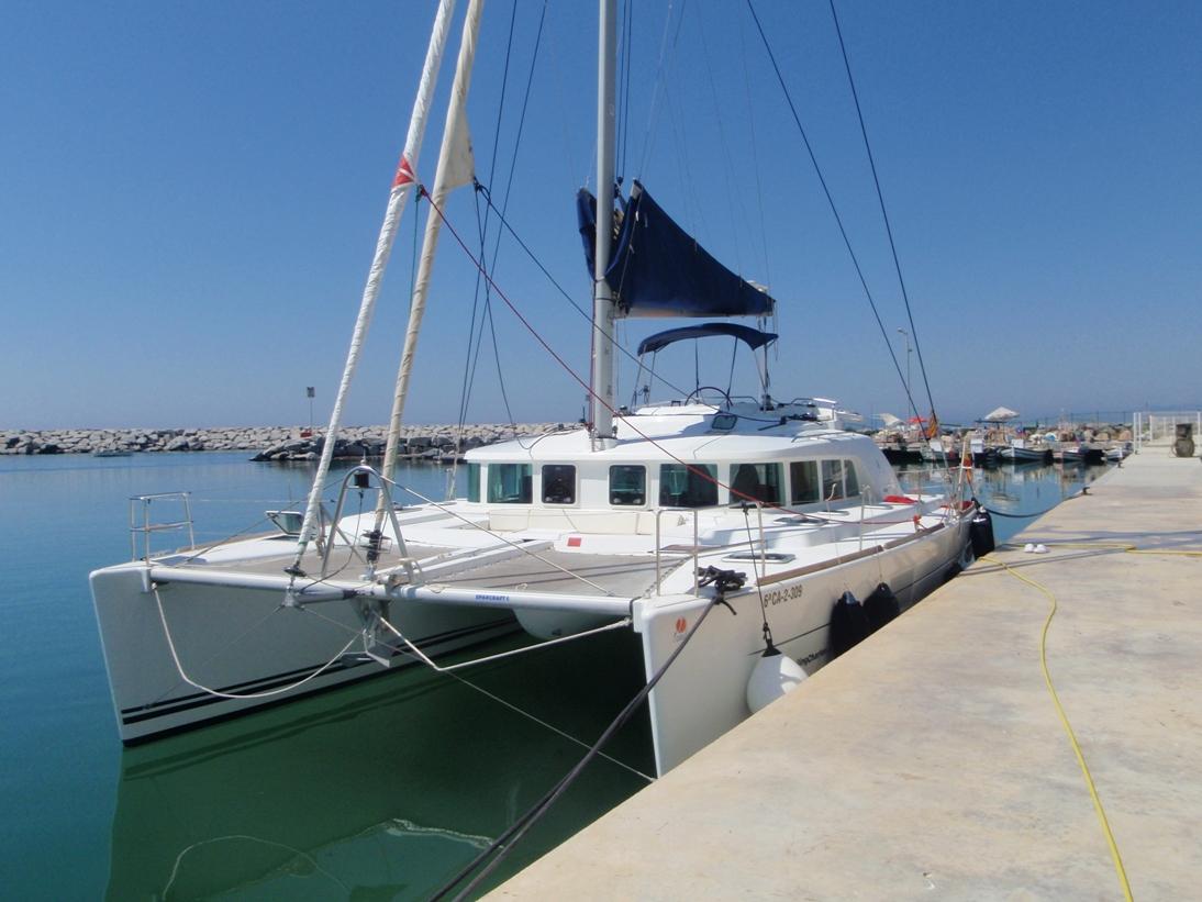 catamarán Lagoon 440